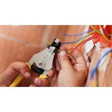 Замена электрики в спб